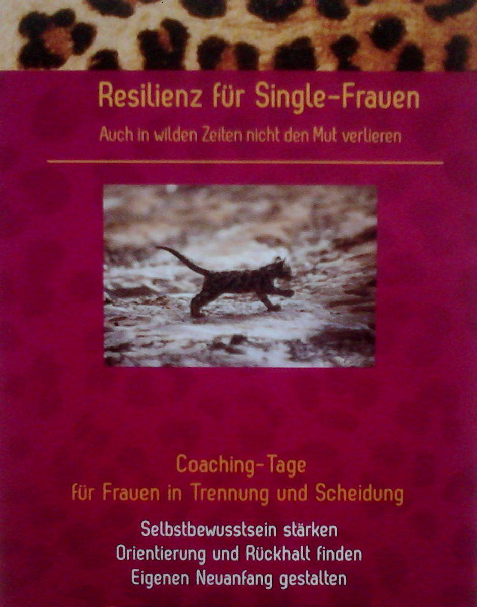 Resilienz für Single-Frauen